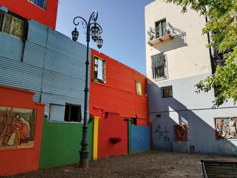 Ля Бока — фотография района