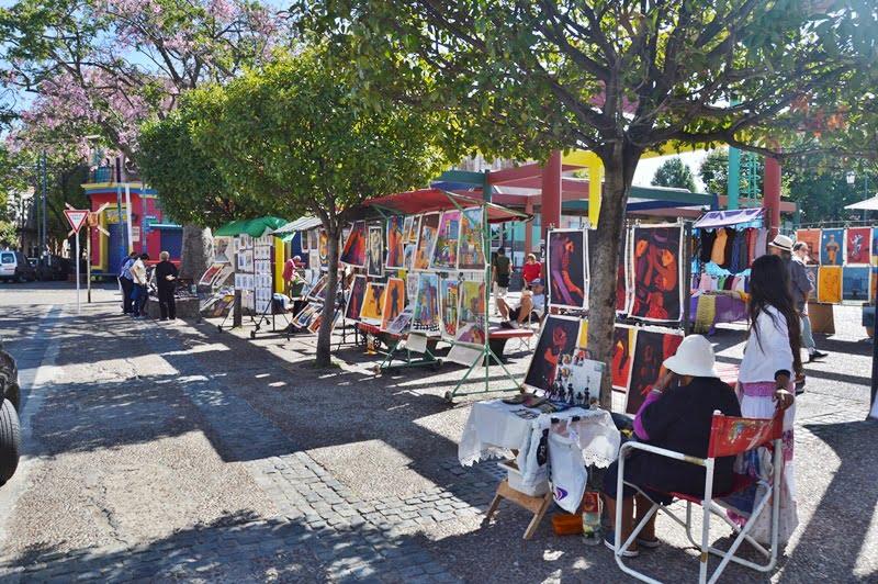 продажа картин на открытом воздухе