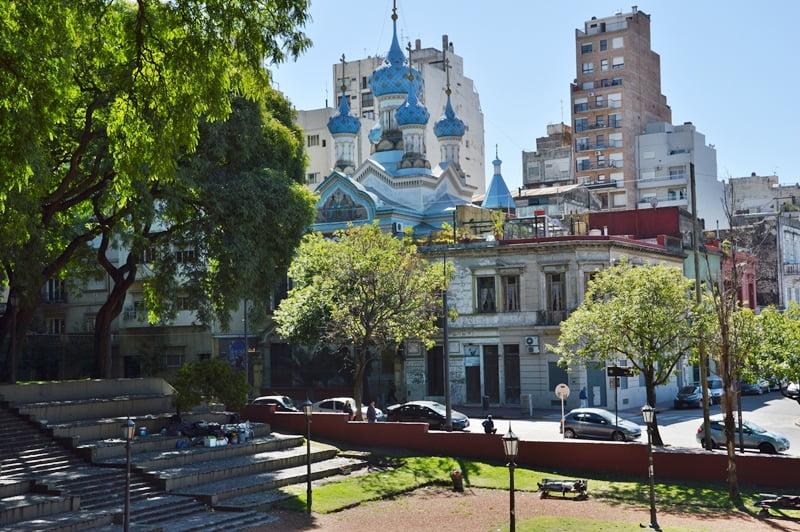 православная церковь в Аргентине