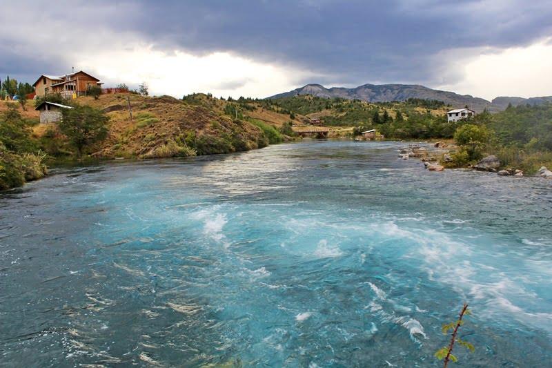 река Бейкер в Кокран