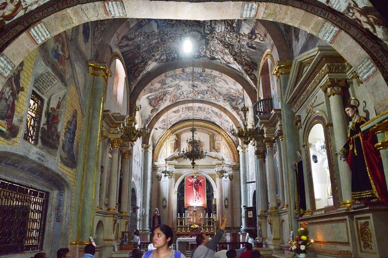 Атотонилько в Сан Мигель дель Альенде
