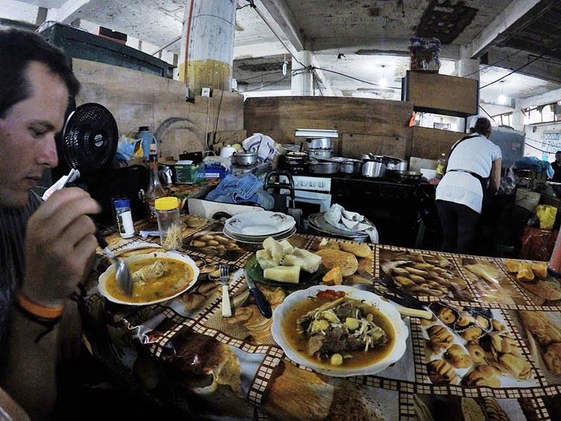 Парагвайская кухня