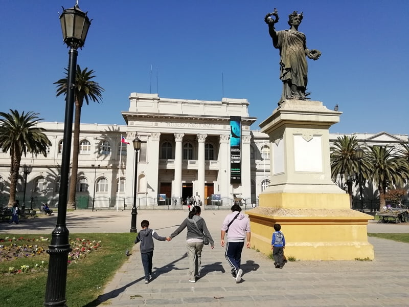 Парк Quinta Normal