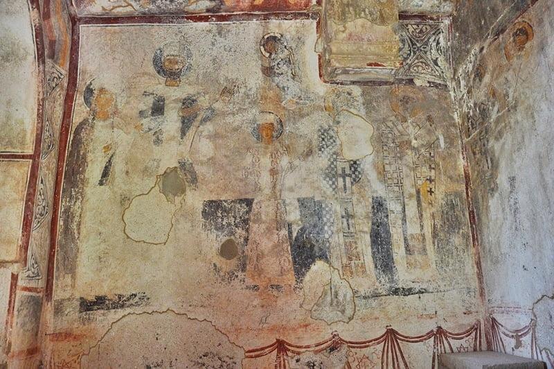 роспись храма  гелати