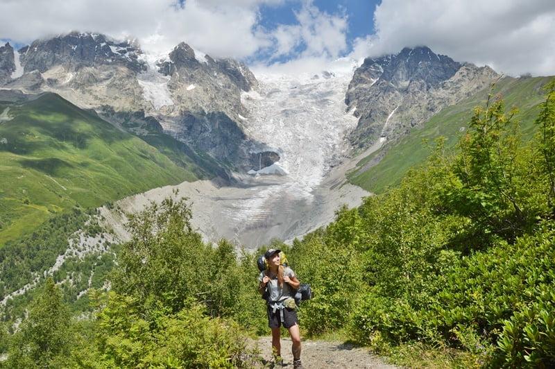 ледник Адиши