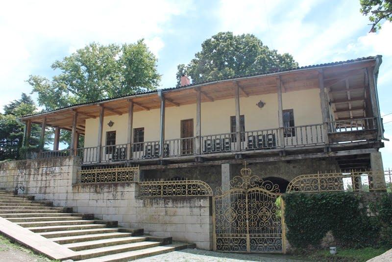 резиденция имеретинских князей