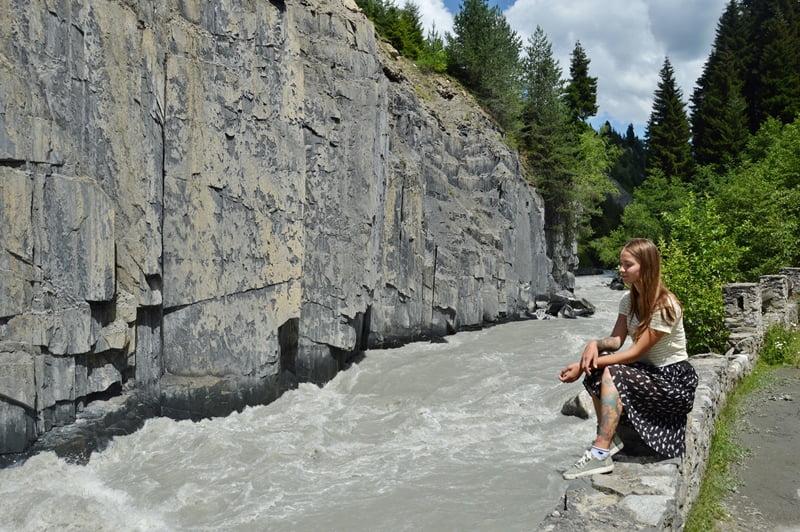 река Местиачала