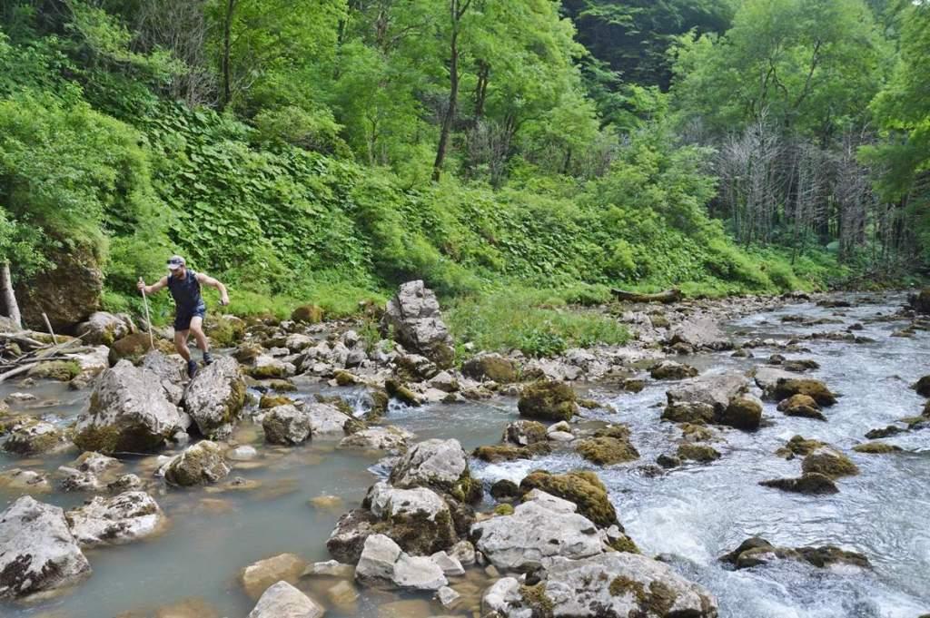 Переход реки