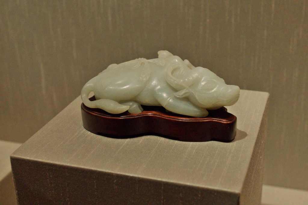 экспонат Музей Сучжоу