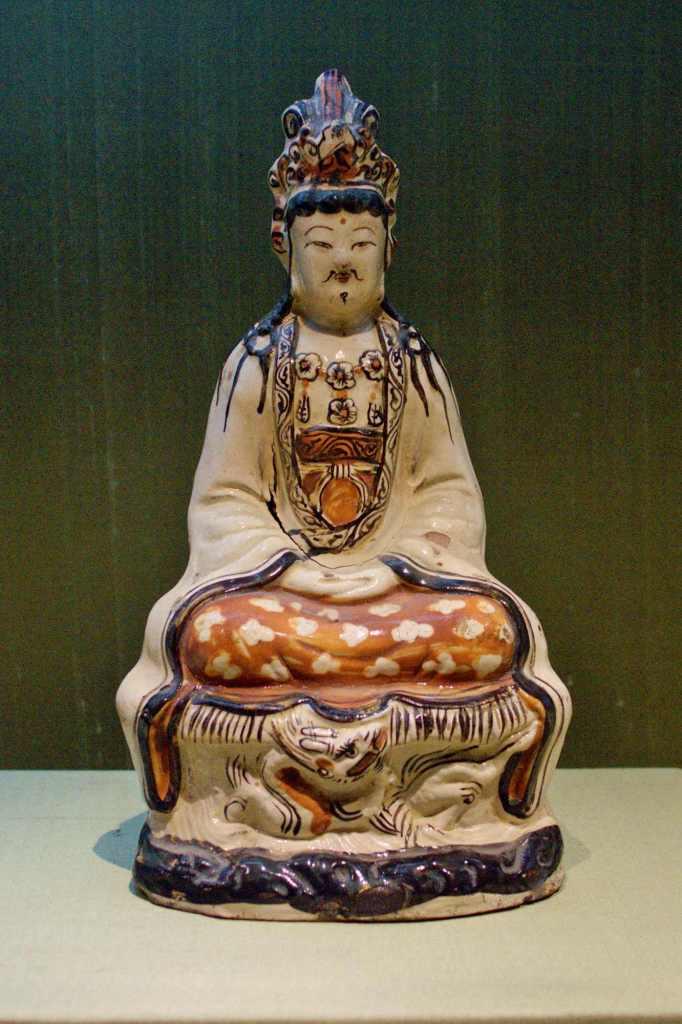 Скульптура в восточном стиле, музей сучжоу