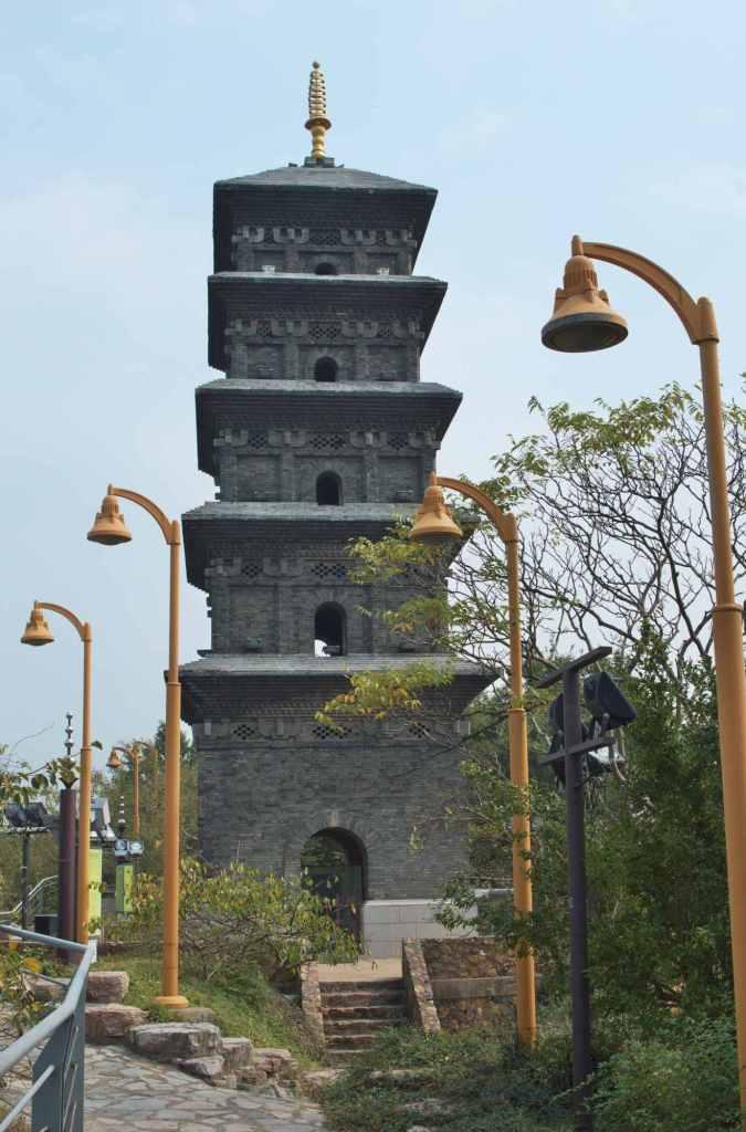 Пагода китайская
