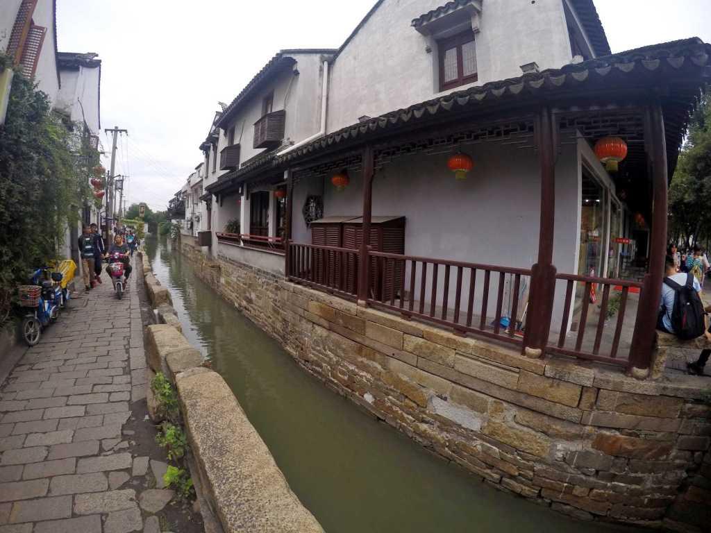 Старый квартал Сучжоу