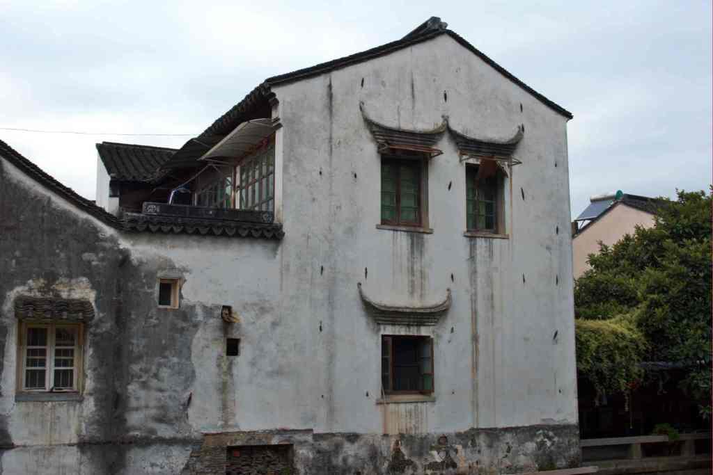 Традиционный дом Китай