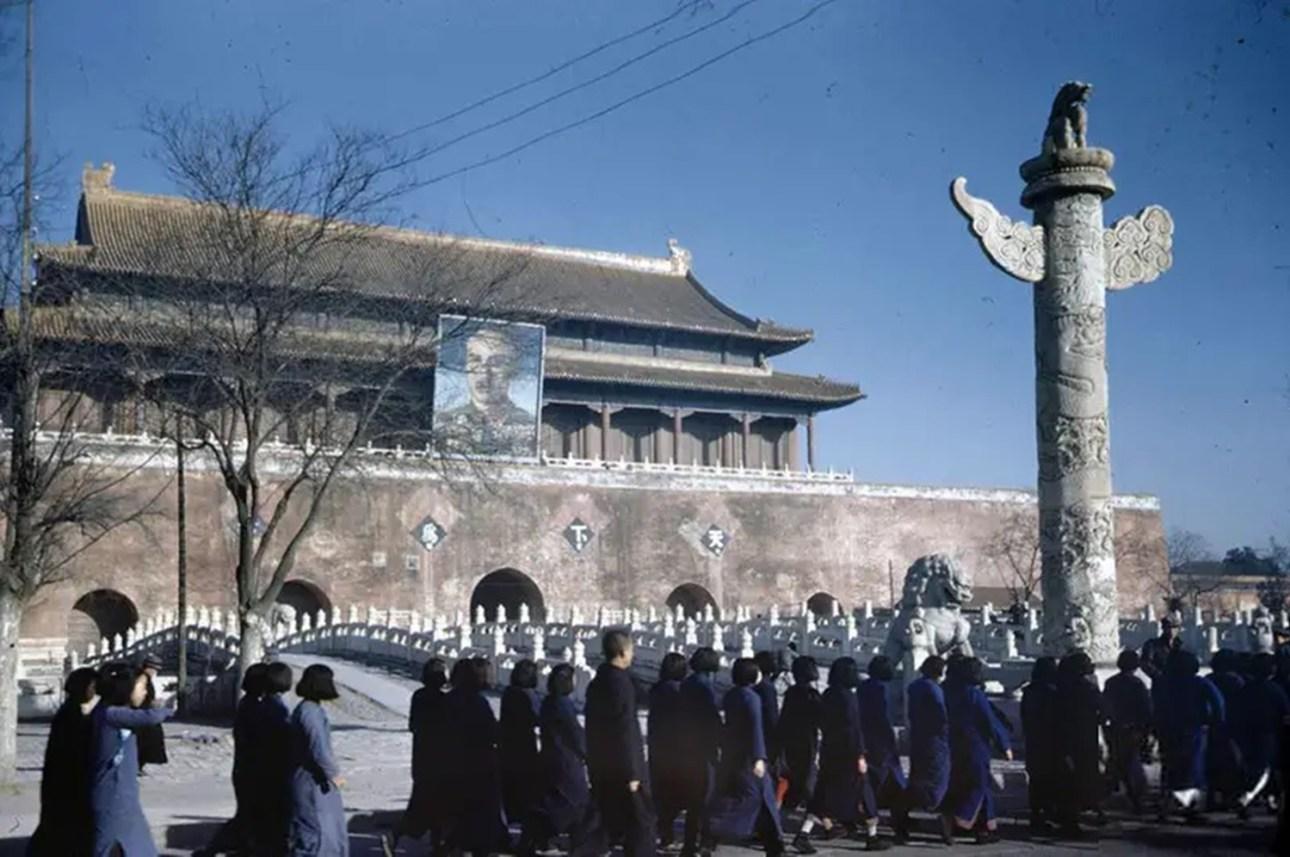 пекин 1947 год
