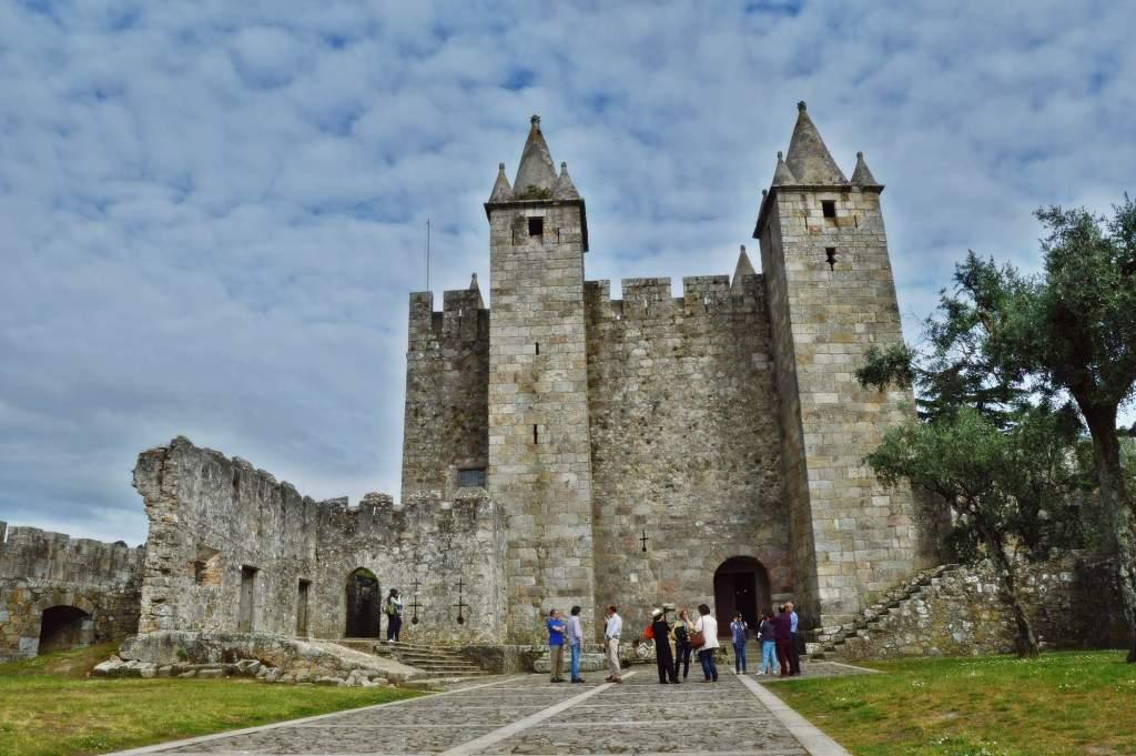Укрепление Средних веков в Португалии
