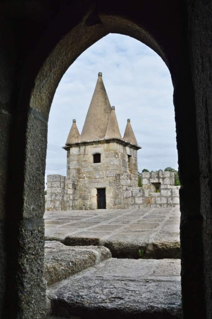 Сторожевая башня в бастионе