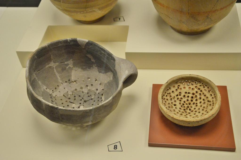 Экспонат - Археологический музей в Шанлыурфе