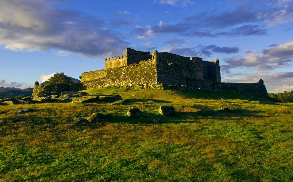 Защита галисийских границ в средние века