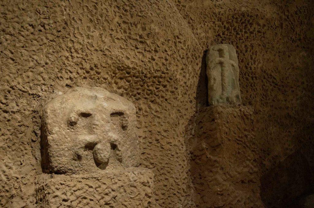 Резьба по камню неолитического периода в Анатолии