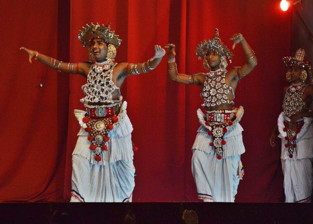 Кандийский танец
