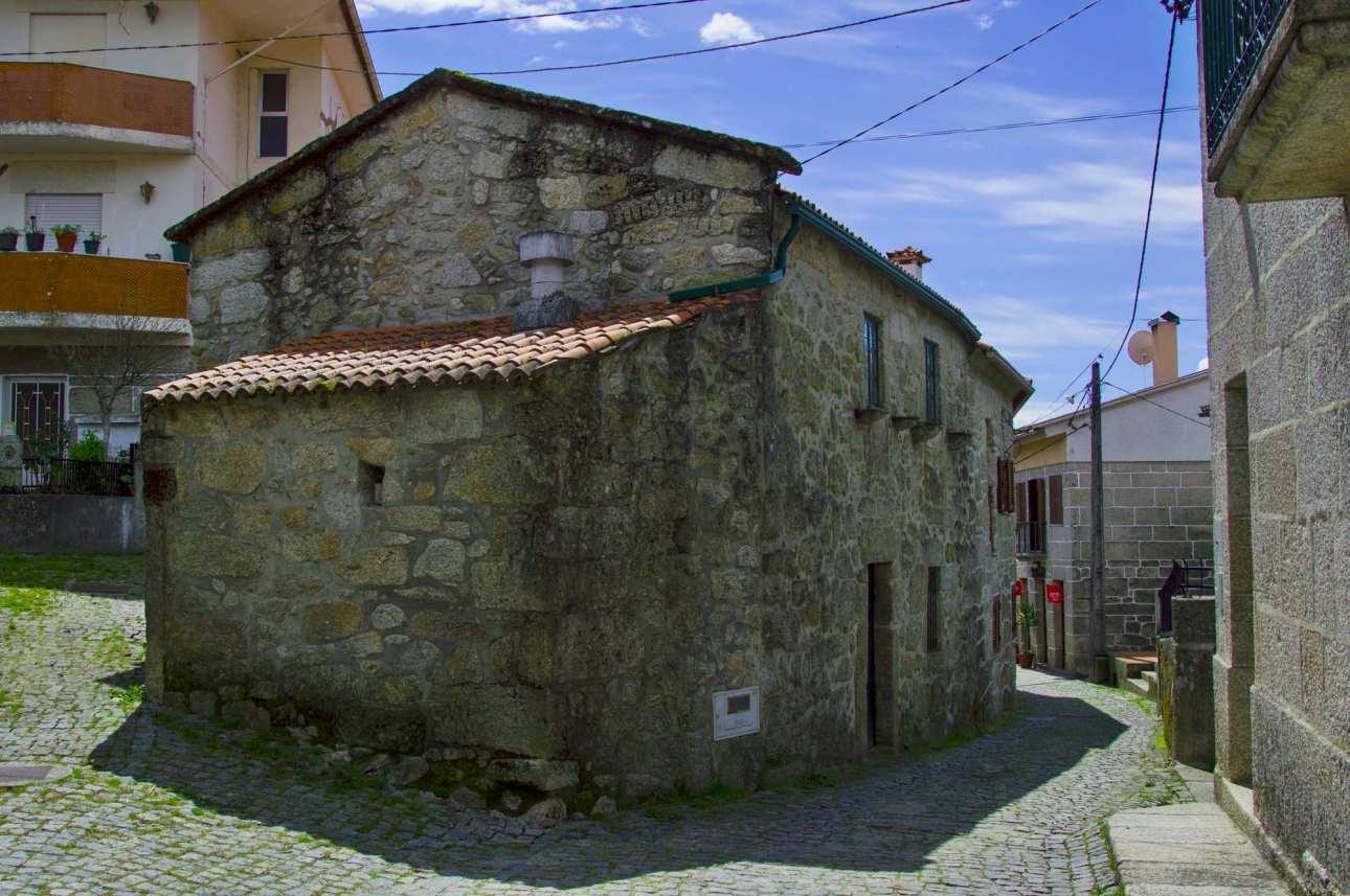 Традиционное здание северного региона