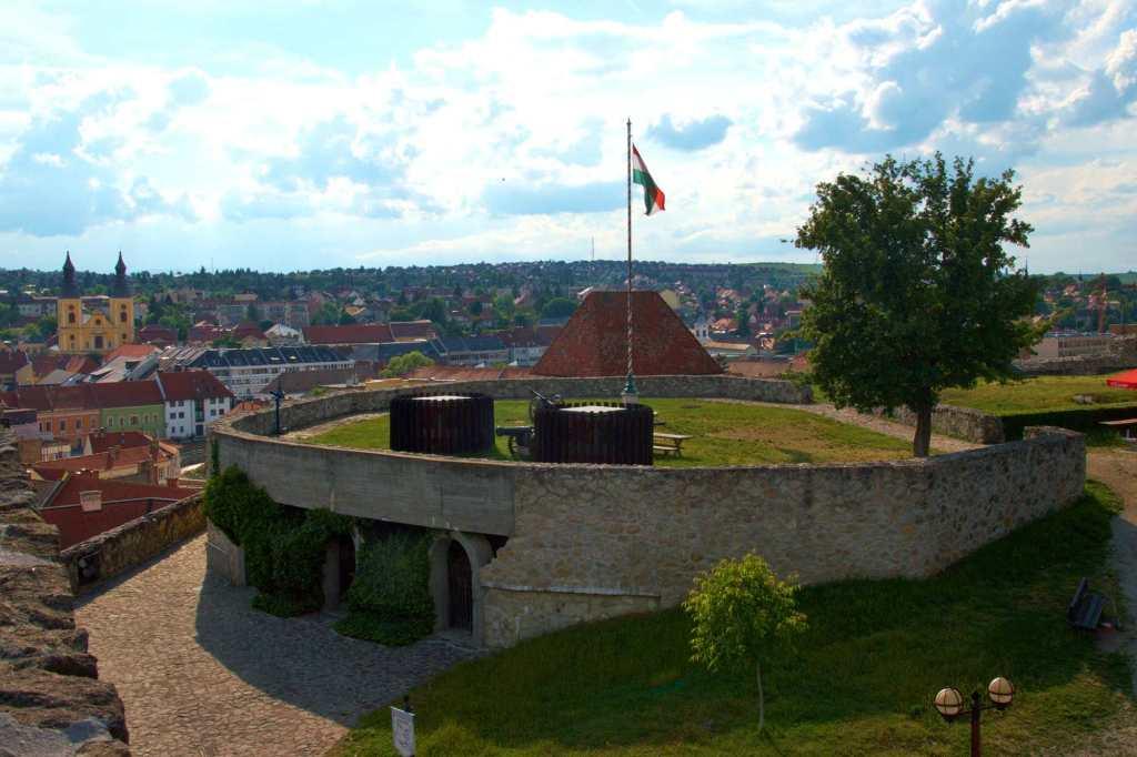 Фортификационное сооружение в Венгрии