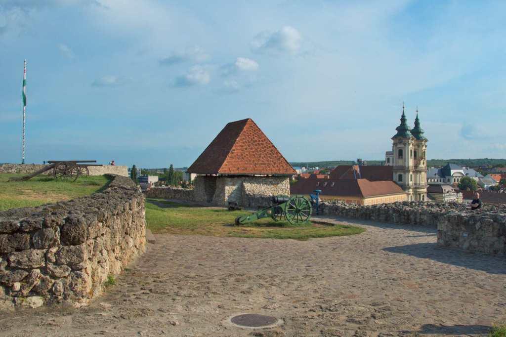 Форт в Венгрии