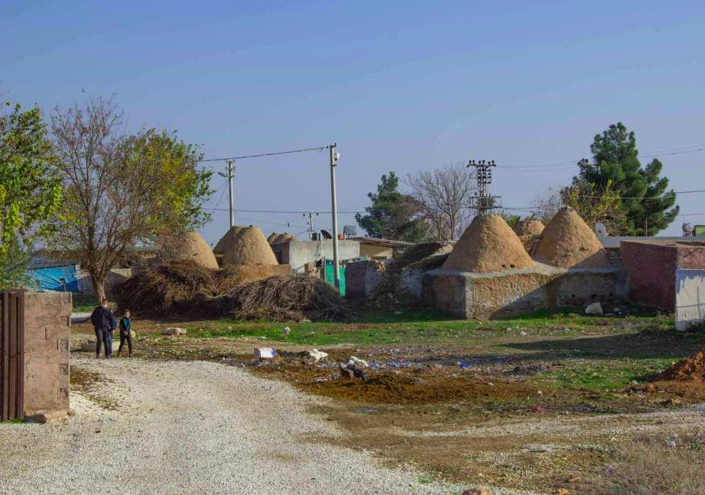 Деревенский быт арабов в Турции