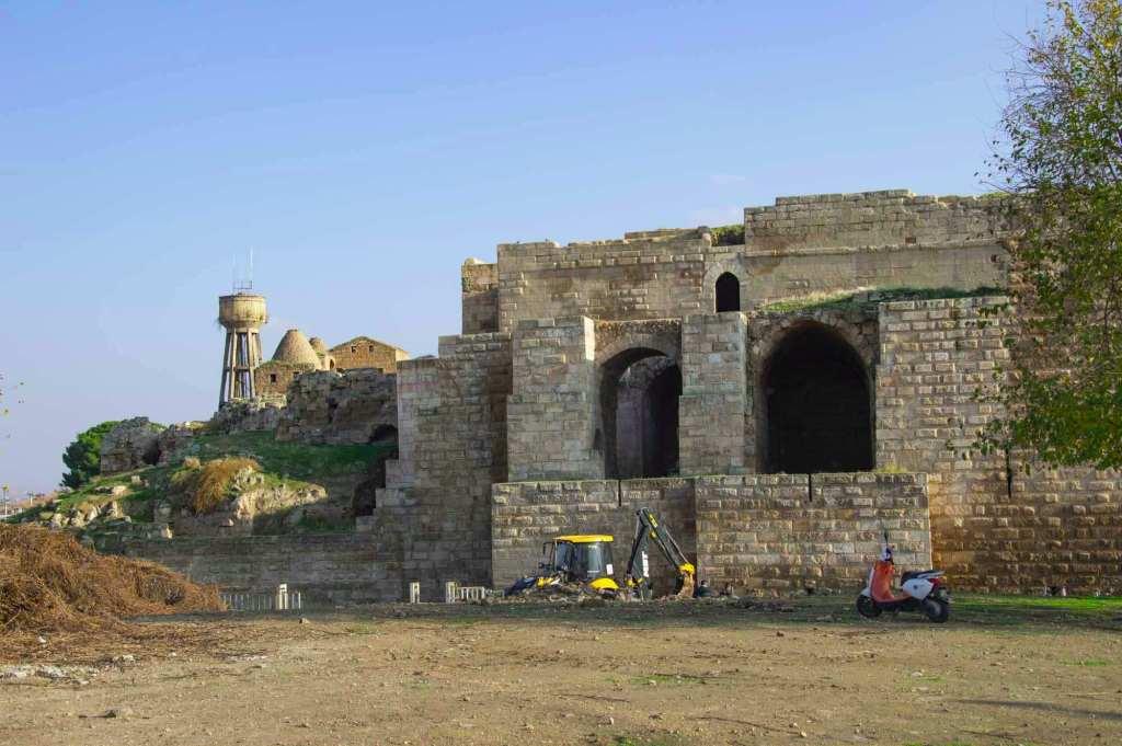 Археологические раскопки в юго-западной анатолии