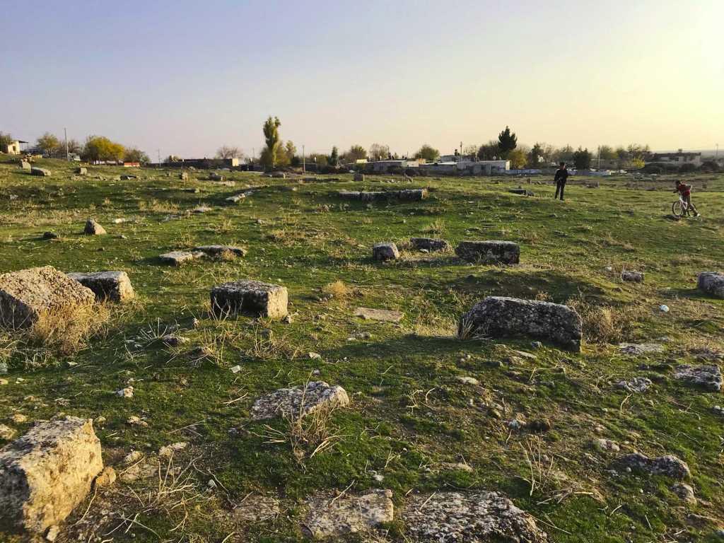 Библейский город Карры