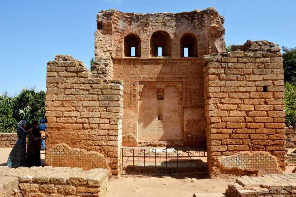 Захоронение эмира в городе Рабат