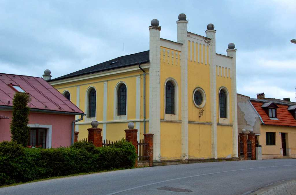 Словацкая синагога