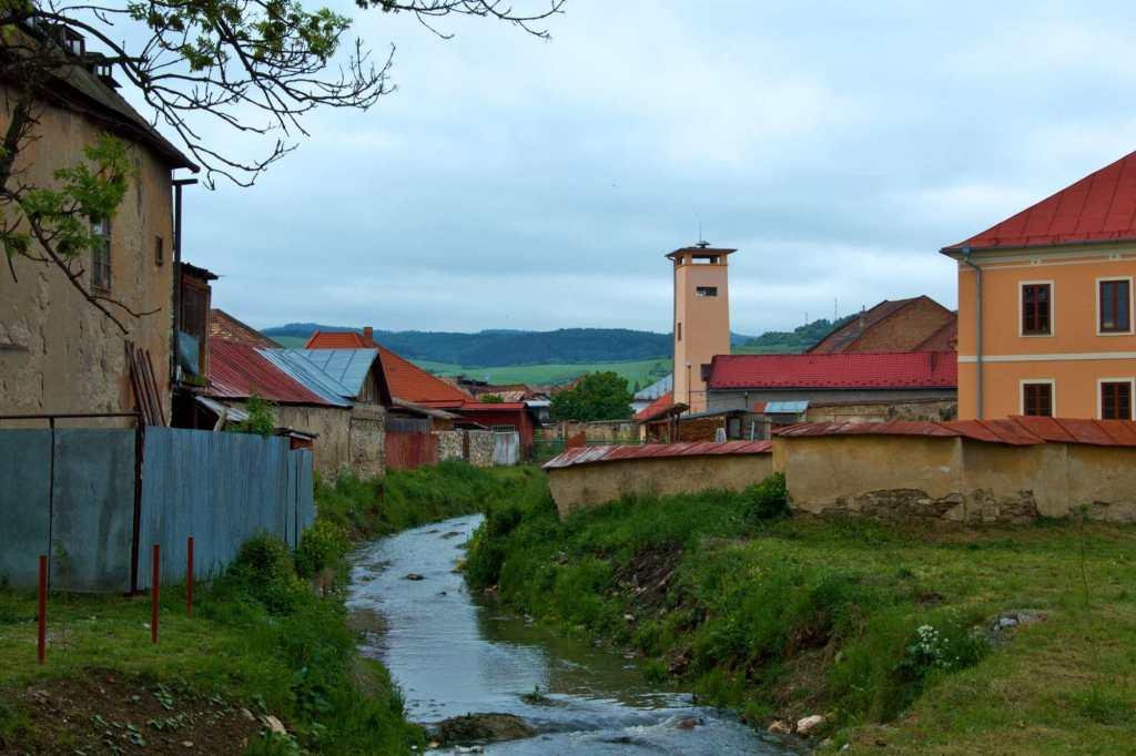 трущобы в словакии
