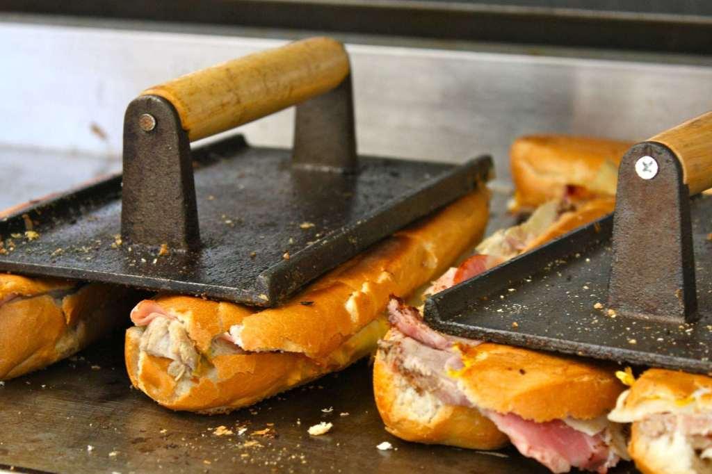 Сэндвич - кубинская кухня