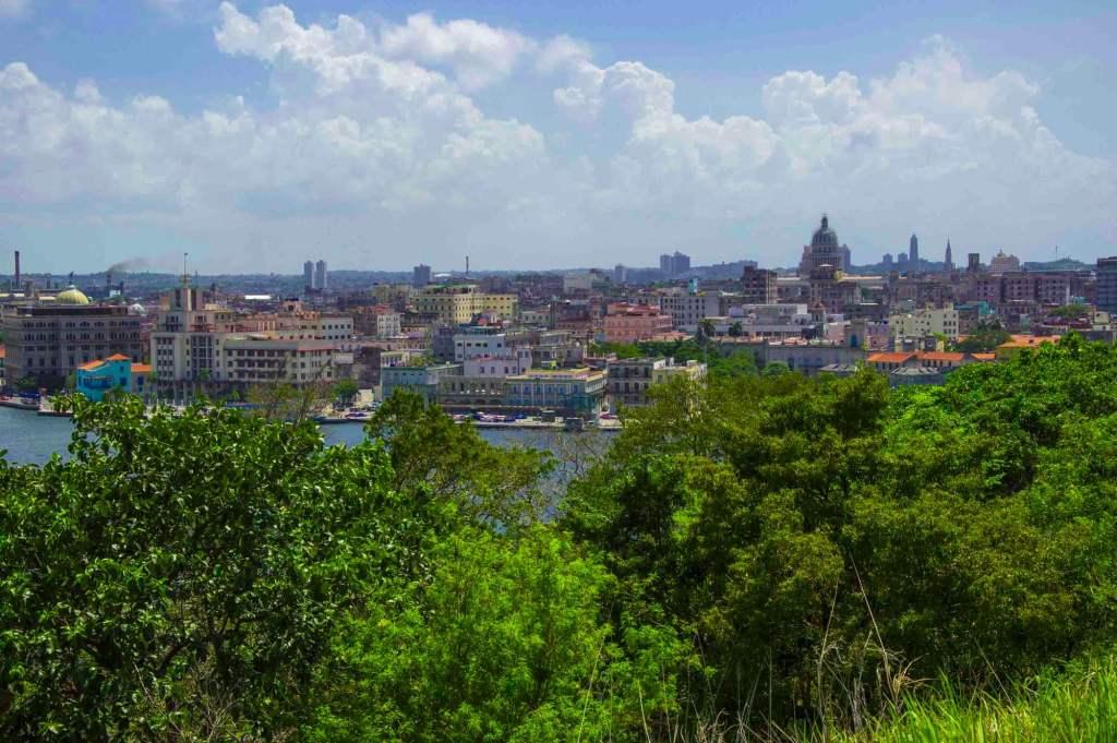 Гавана - вид сверху