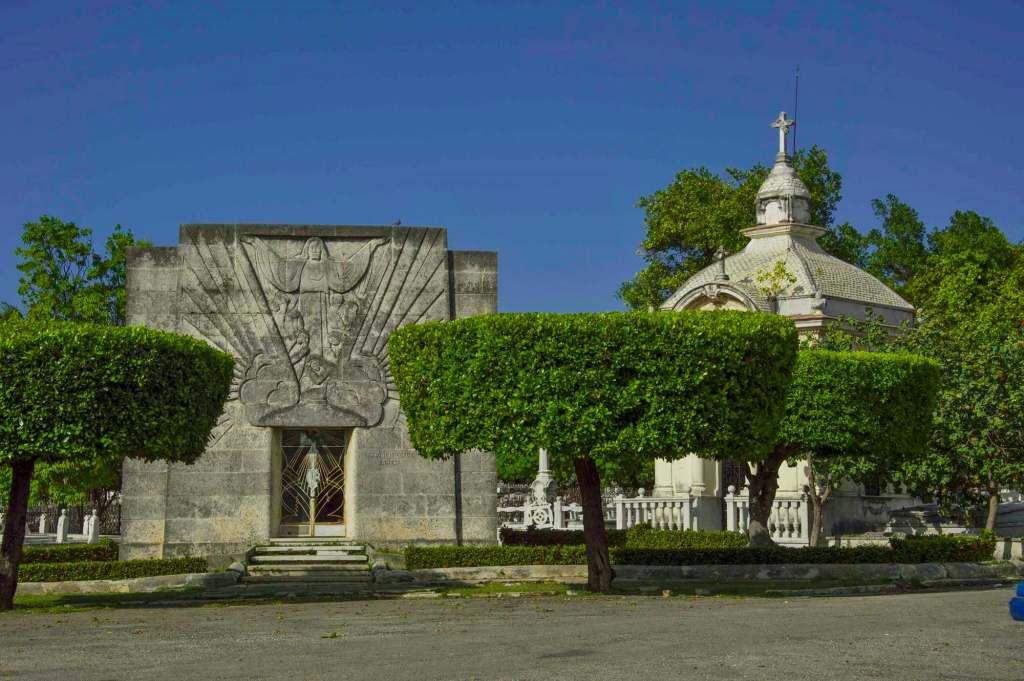 Кладбище Колон в Гаване - достопримечательность