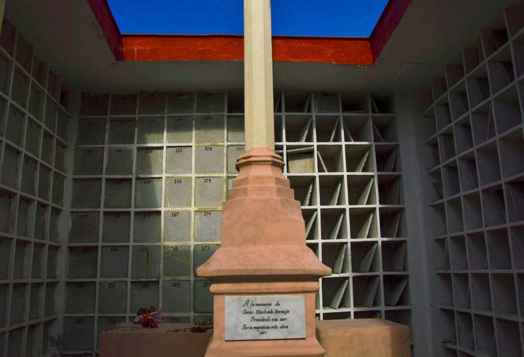 Свободные места на кладбище Колон в Гаване