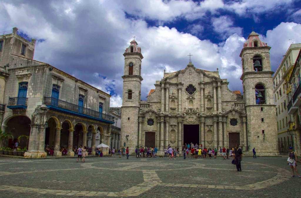 Кафедральный собор - Гавана