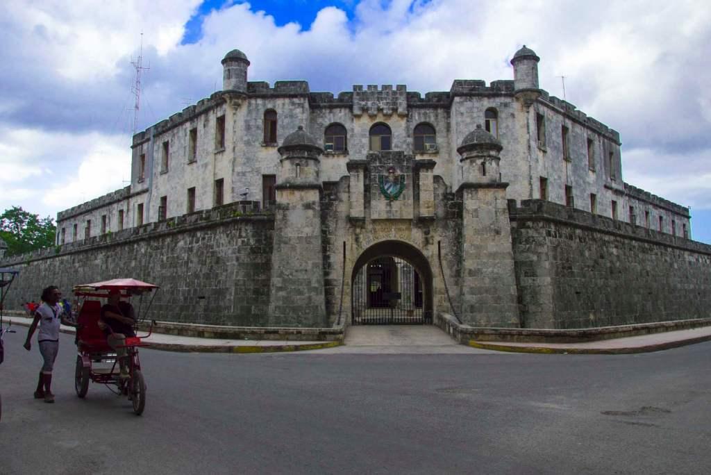 Замок Ля Реаль Фуэрса Гавана