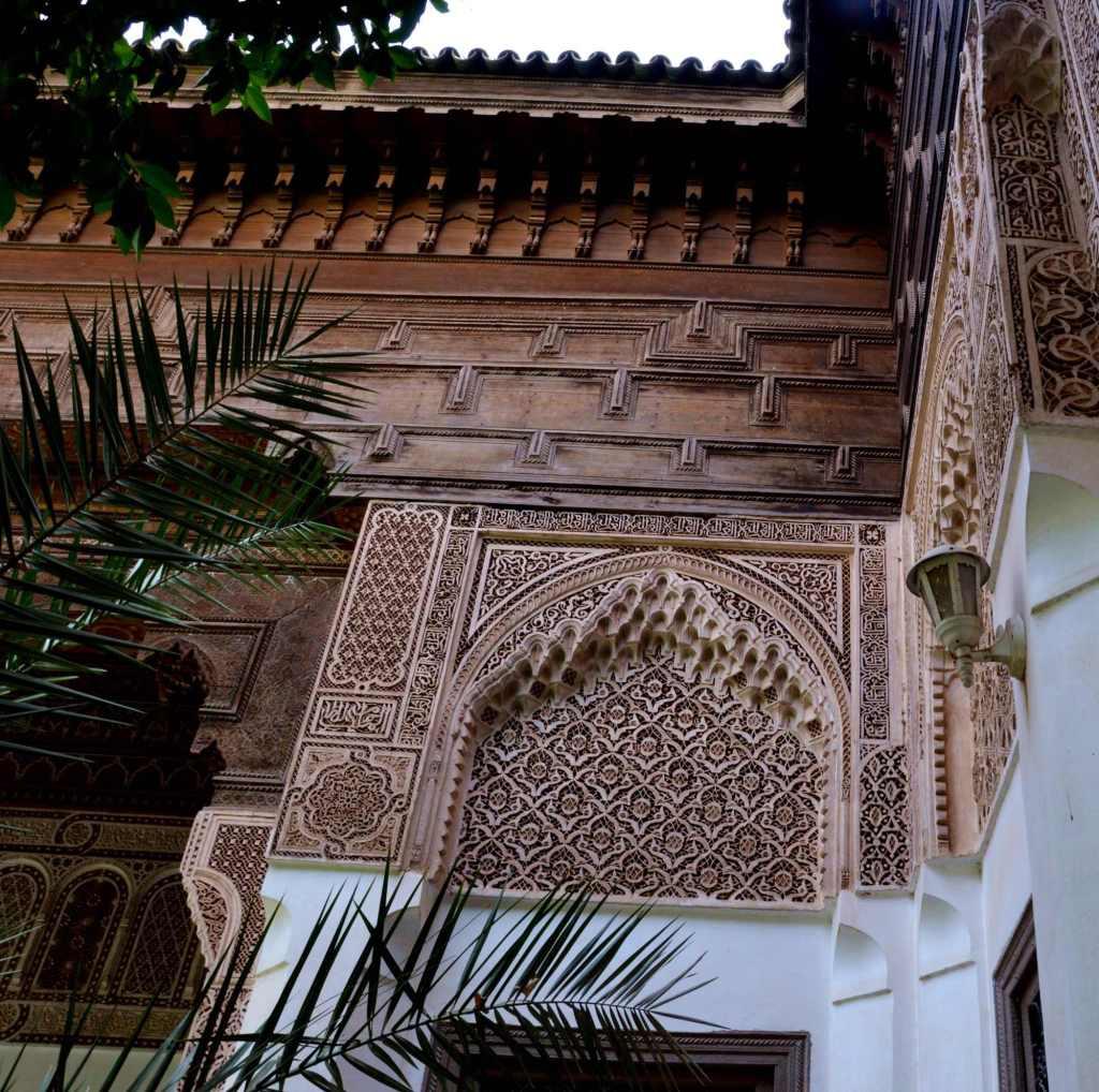 Марокканский дизайн
