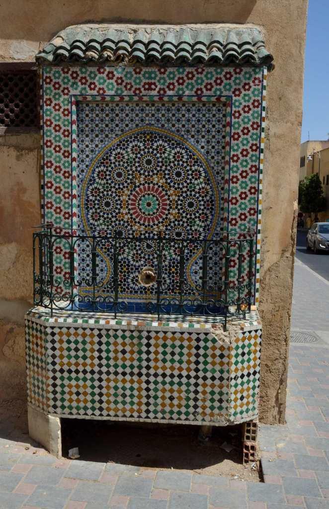 Арабская плитка