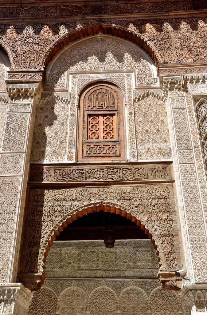 Окно в арабском стиле
