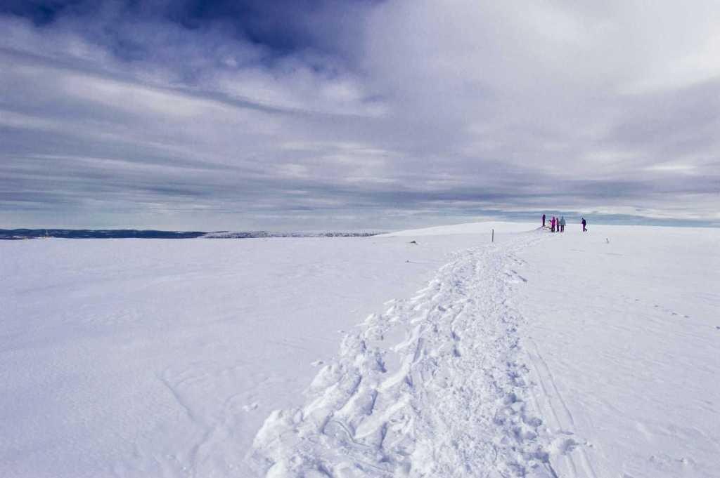 Северная Финляндия - Лапландия