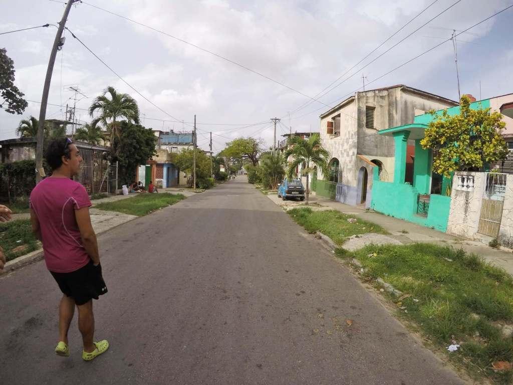 Жилой квартал Куба