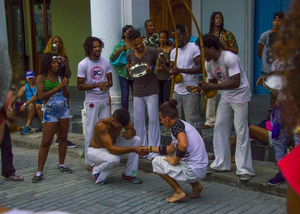 Музыканты Гавана