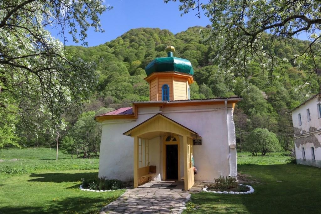 Византийские храмы в Архызе