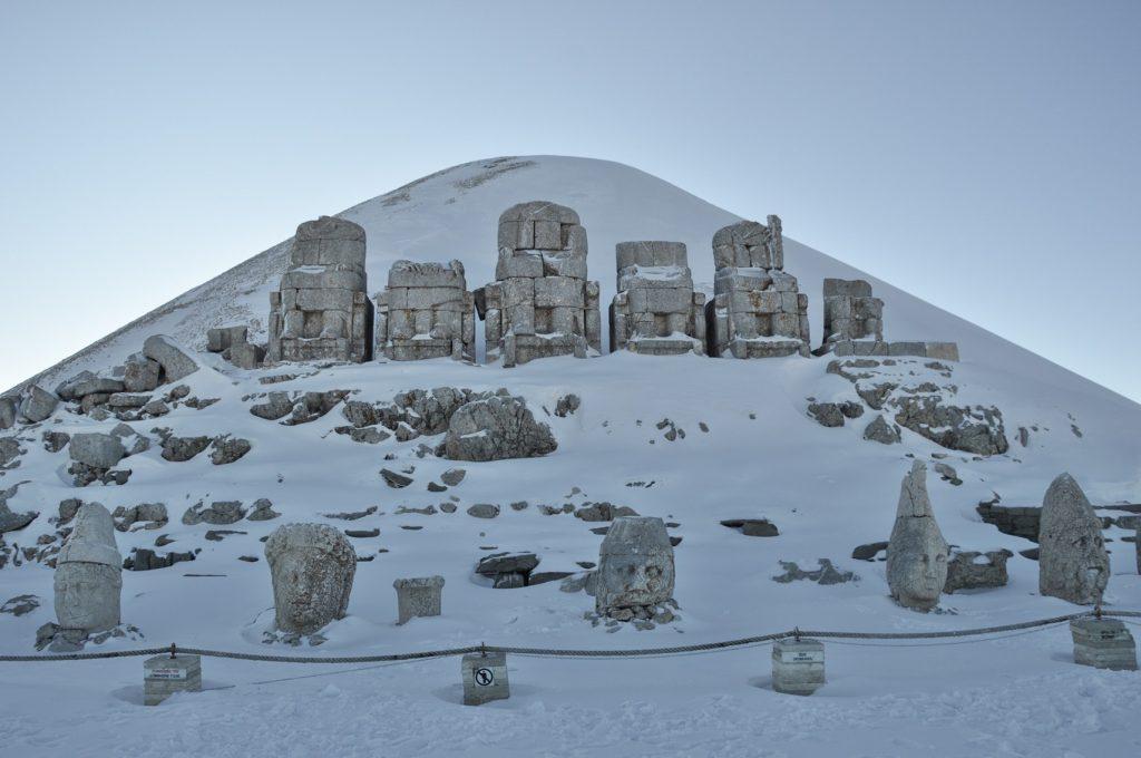 Святилище гора Немрут