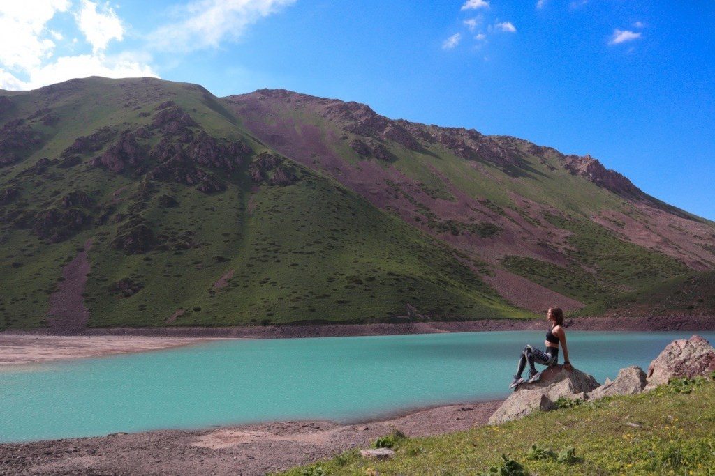 поход на озеро Кель-Тор