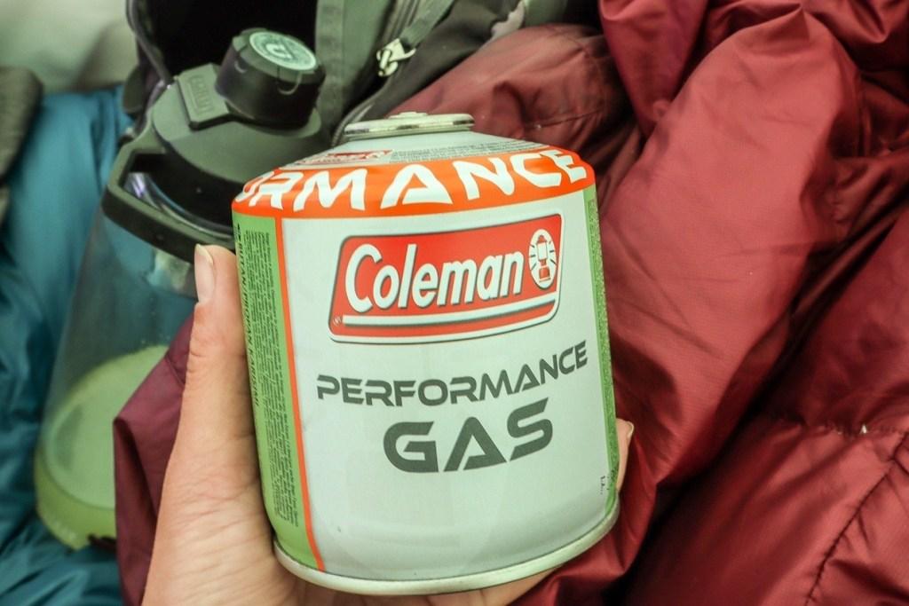 баллон газа Coleman 250 мл