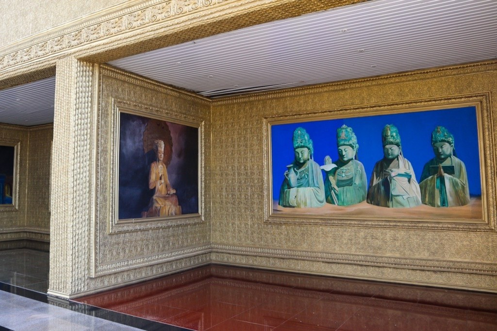 картины с изображением будды